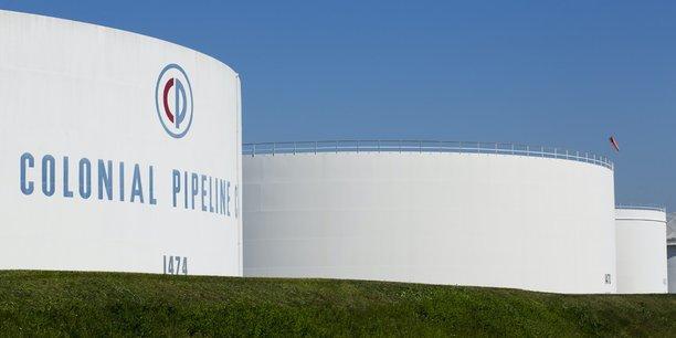 Le réseau d'oléoducs de Colonial Pipeline relie des raffineries installées sur la côte du Golfe du Mexique autour de Houston (Texas) jusqu'aux stations-services et aéroports du nord-est des États-Unis dans la région de New York et au-delà. Il transporte chaque jour presque 45% des carburants consommés sur la côte Est américaine.
