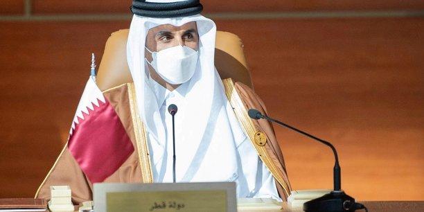 L'emir du qatar effectue une visite en arabie saoudite[reuters.com]