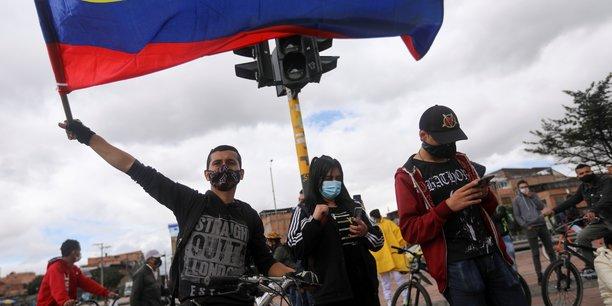 Colombie: premiere reunion infructueuse entre les manifestants et le gouvernement[reuters.com]