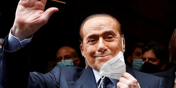 Italie: silvio berlusconi une nouvelle fois hospitalise[reuters.com]