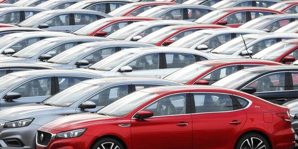 Chine: bond de 8,6% des ventes de voitures en avril, 13e mois consecutif de hausse[reuters.com]