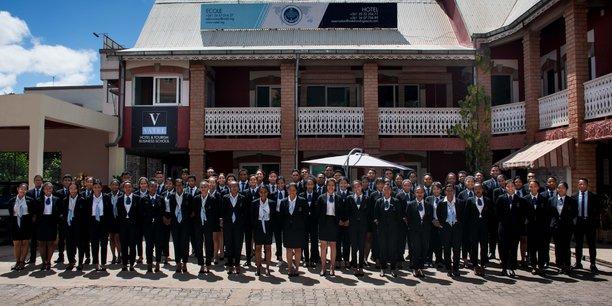 Ecole Vatel à Madagascar