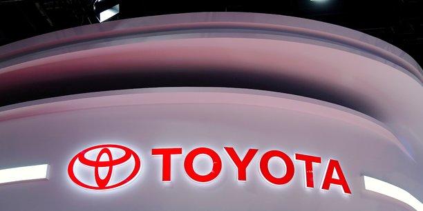 Toyota, epargne par la crise des puces, mise sur une hausse de son benefice annuel[reuters.com]