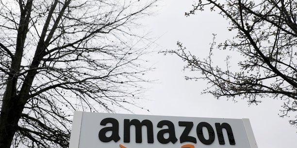 Amazon est a suivre a la bourse de new york[reuters.com]