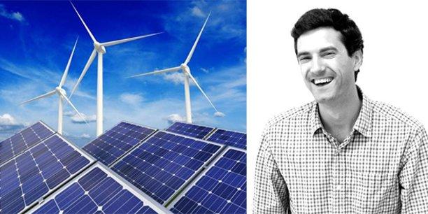 Léo Lemordant est le président d'Enerfip, à Montpellier, plateforme de financement participatif spécialisée dans les énergies renouvelables et qui vient de passer le cap des 100 millions d'euros collectés depuis sa création il y a cinq ans.