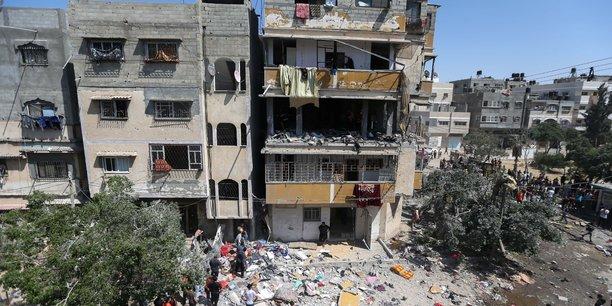 Le bilan des affrontements entre israeliens et palestiniens s'alourdit[reuters.com]