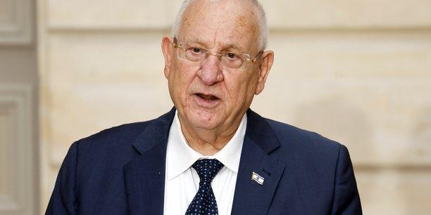 Le president israelien met en garde contre une guerre civile[reuters.com]
