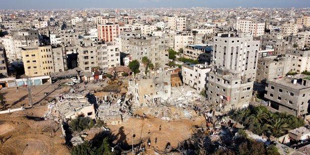 Israel: les violences continuent, biden optimiste malgre tout[reuters.com]