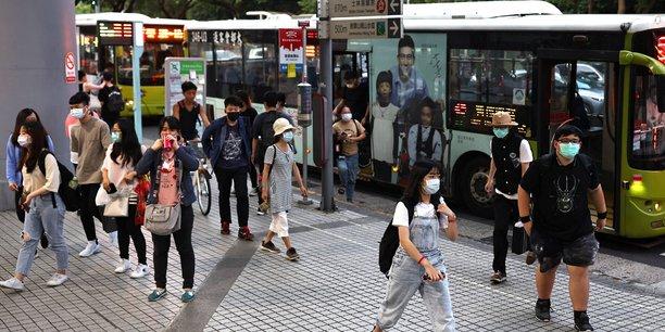 Coronavirus: les mesures de restrictions renforcees a taiwan[reuters.com]