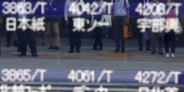 Bourse de tokyo finit en nette baisse[reuters.com]