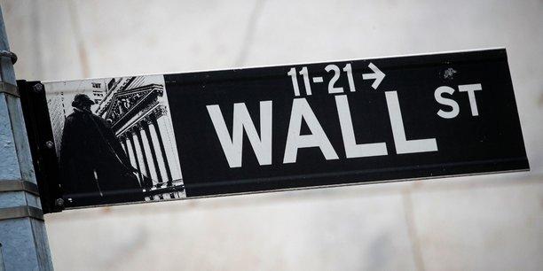 La bourse de new york en hausse a l'ouverture[reuters.com]