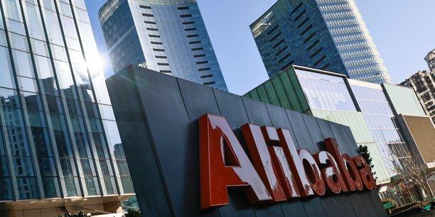 Alibaba affiche une perte au quatrieme trimestre apres une amende record[reuters.com]