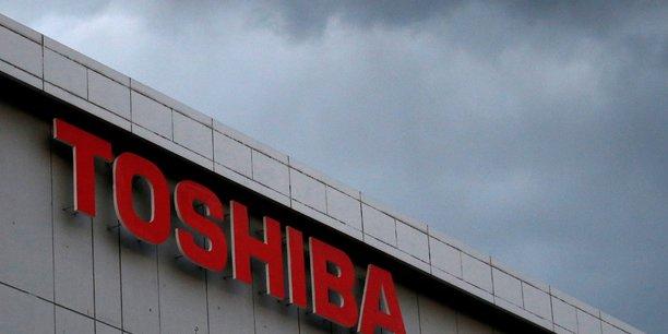 Toshiba tfis confirme avoir ete vise par une cyberattaque debut mai[reuters.com]