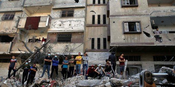 Israel: le ministre emirati des affaires etrangeres appelle a un cessez-le-feu[reuters.com]