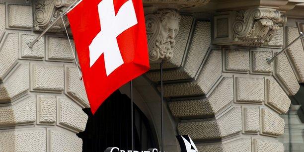 Le parlement suisse va se pencher sur les deboires de credit suisse[reuters.com]