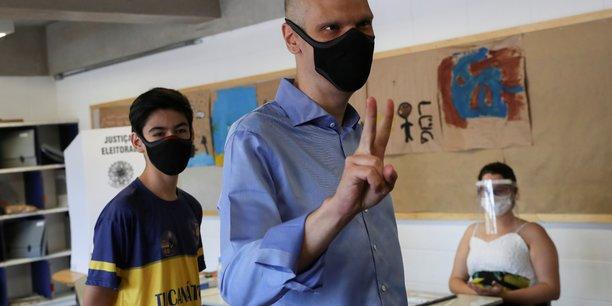Bresil: deces du maire de sao paulo, bruno covas, d'un cancer a l'age de 41 ans[reuters.com]