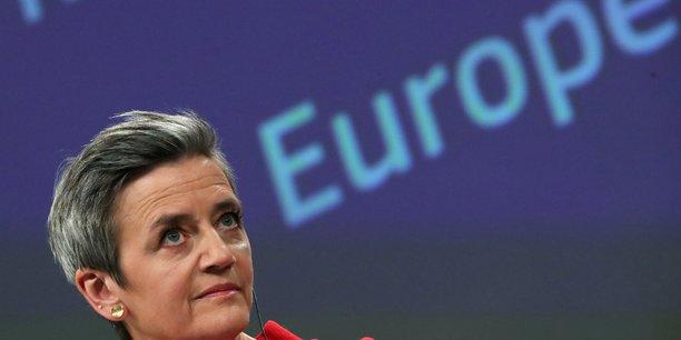Il est trop tot pour envisager un 2e plan de relance europeen, selon vestager[reuters.com]