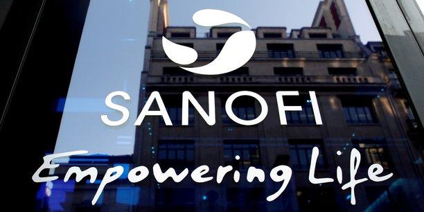 Sanofi est a suivre a la bourse de paris[reuters.com]