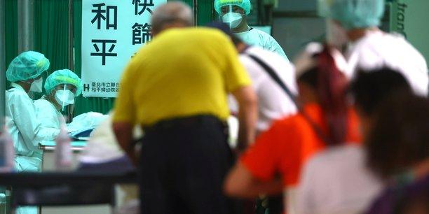 Coronavirus: taiwan s'efforce de trouver des vaccins face a une flambee de cas[reuters.com]