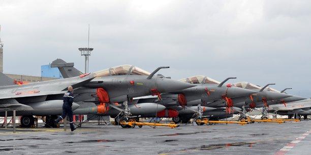 France, allemagne et espagne avancent sur le futur avion de combat europeen[reuters.com]