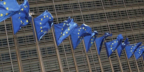 L'ue conclut une treve partielle sur les droits de douane imposes sous trump[reuters.com]