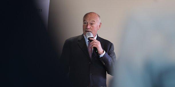 Le conseil régional de Nouvelle-Aquitaine, présidé par Alain Rousset, candidat à un nouveau mandat, a été perquisitionné par le Parquet national financier le 4 mai 2021.