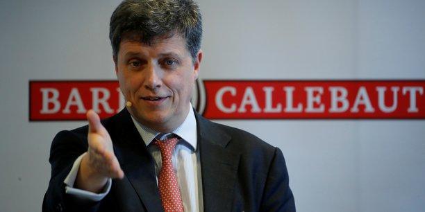 Antoine de saint-affrique, actuel patron de barry callebaut, devient dg de danone[reuters.com]