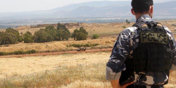 Israel dit avoir repondu a des obus tires depuis le liban[reuters.com]