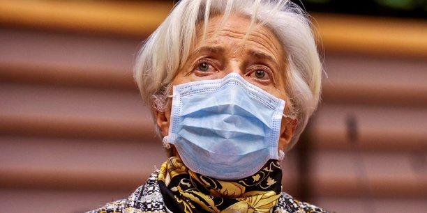 Lagarde (bce) contre un retrait premature des mesures de soutien[reuters.com]