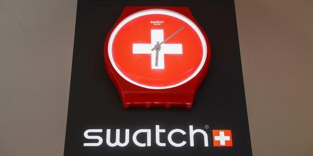 Swatch dit ne pas etre interesse par les marques horlogeres de kering[reuters.com]