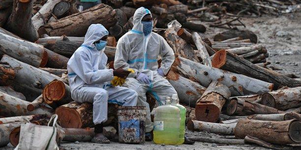 Le bilan en Inde dépasse les 25 millions de contaminations à la Covid.