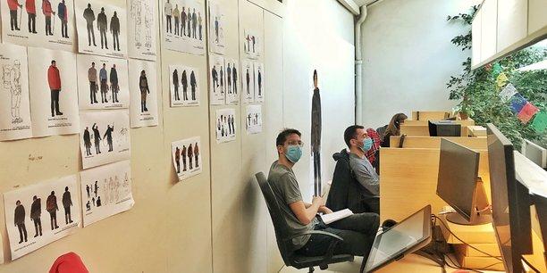 Fost Studio recherchent des dessinateurs et des animateurs pour début janvier 2022 à Angoulême.