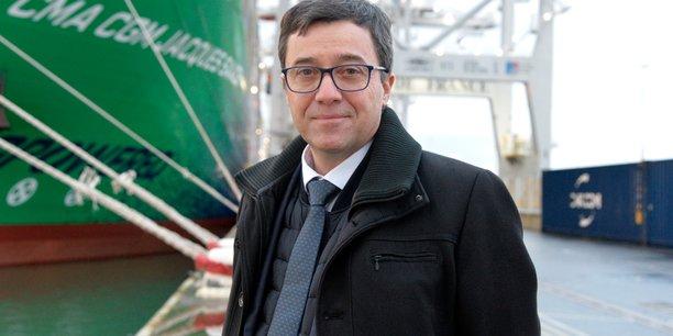 Stéphane Raison prendra, le 1er juin, la présidence du directoire provisoire du nouvel Haropa