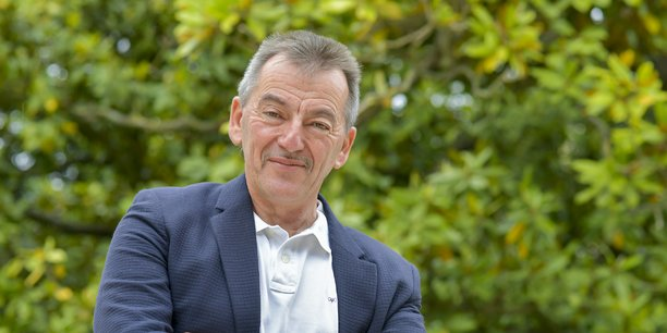 Conseiller régional sortant, Eddie Puyjalon est la tête de liste du Mouvement de la ruralité (MLR) en Nouvelle-Aquitaine pour le scrutin régional des 20 et 27 juin 2021.