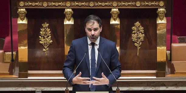 A l'Assemblée nationale, Laurent Saint-Martin est rapporteur général du budget.
