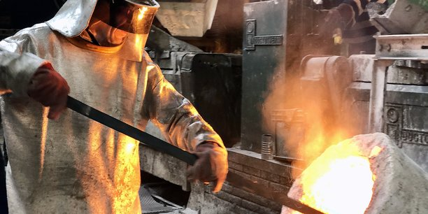 Le déclin de la sidérurgie et de la métallurgie a marqué l'histoire industrielle  dans le Grand-Est.