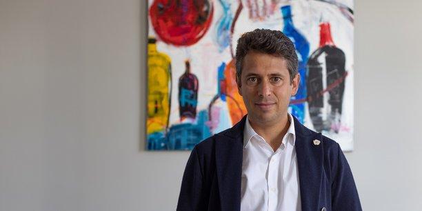 Pierre Vital, président de l'Oiso (Observatoire immobilier du Sud-OUest) et associé-fondateur d'Idéal Groupe.