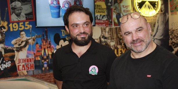 La famille Soula est à la tête du groupe Tommy's Diner, qui compte désormais neuf restaurants en France.