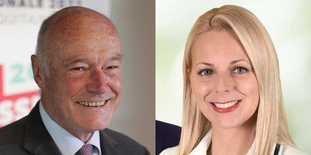 Alain Rousset (PS) et Edwige Diaz (RN) arriverait en tête au premier tour selon le sondage exclusif IFOP-La Tribune-Europe 1 publié ce 3 juin.