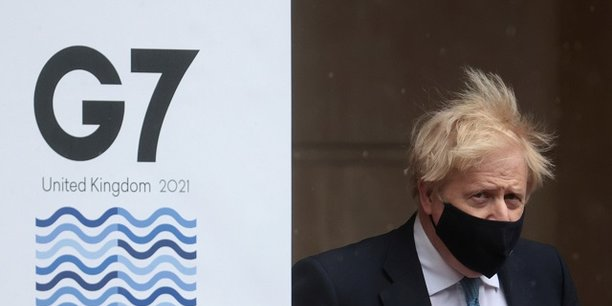 Cette année, le G7 est sous la présidence du Royaume-Uni.