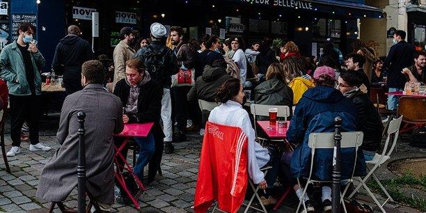 L'endettement du secteur des cafés et restaurant est particulièrement préoccupant.