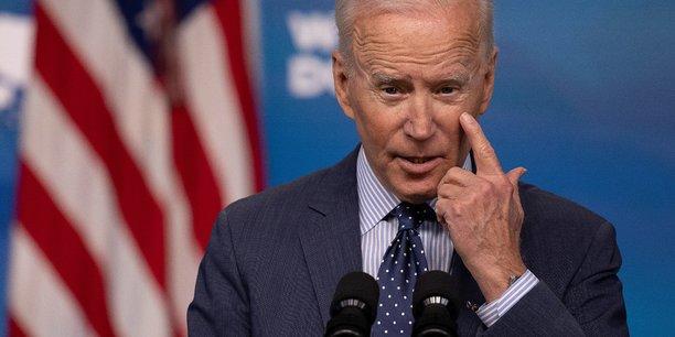 Biden propose un impot minimum sur les societes de 15%[reuters.com]