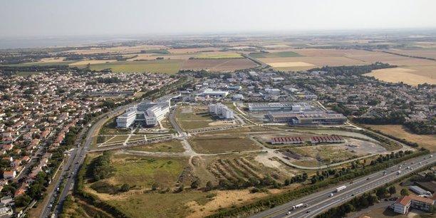 Le quartier Atlantech, à La Rochelle (Charente-Maritime), expérimente depuis 2014 en matière énergétique.
