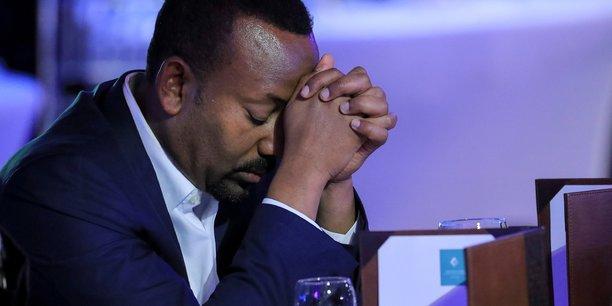 Abiy Ahmed, le Premier ministre éthiopien, a assisté au lancement de la solution de paiement mobile Telbirr, de l'opérateur Ethio Telecom, à Addis Abeba le 11 mai dernier.