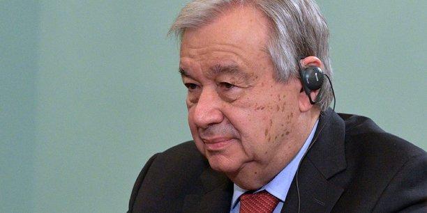 Onu: le conseil de securite appuie guterres pour un second mandat[reuters.com]