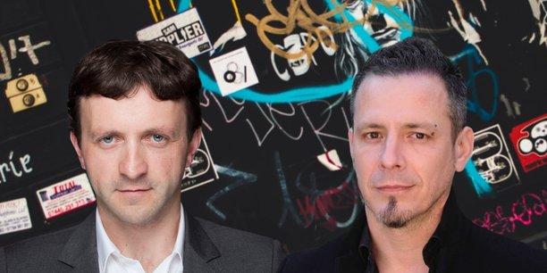 Avec Inblocks, Christophe Cambordet et Laurent Bourgitteau-Guiard développent à Bordeaux une solution de blockchain moins énergivore.