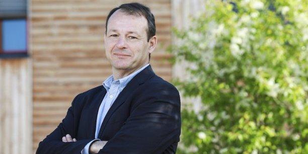 Philippe Thomazo dirige le groupe Ecocert, installé dans le Gers, l'un des leaders mondiaux dans la certification bio.