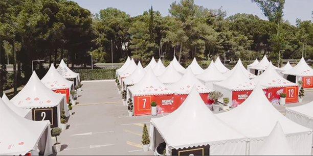 Depuis le 19 mai 2021, le Pasino La Grande Motte expérimente son casino-drive, en attendant de retrouver des conditions d'accueil du public normales.