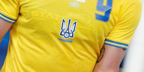 Football: l'uefa demande a l'ukraine de retirer un slogan politique de son maillot[reuters.com]