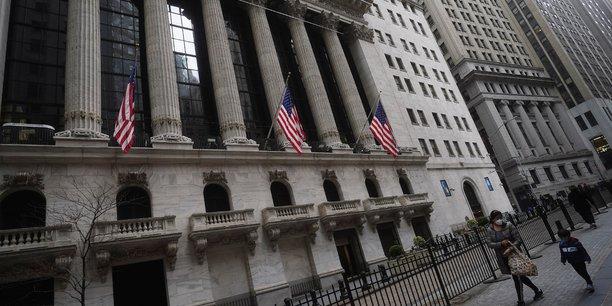 La bourse de new york ouvre en hausse[reuters.com]